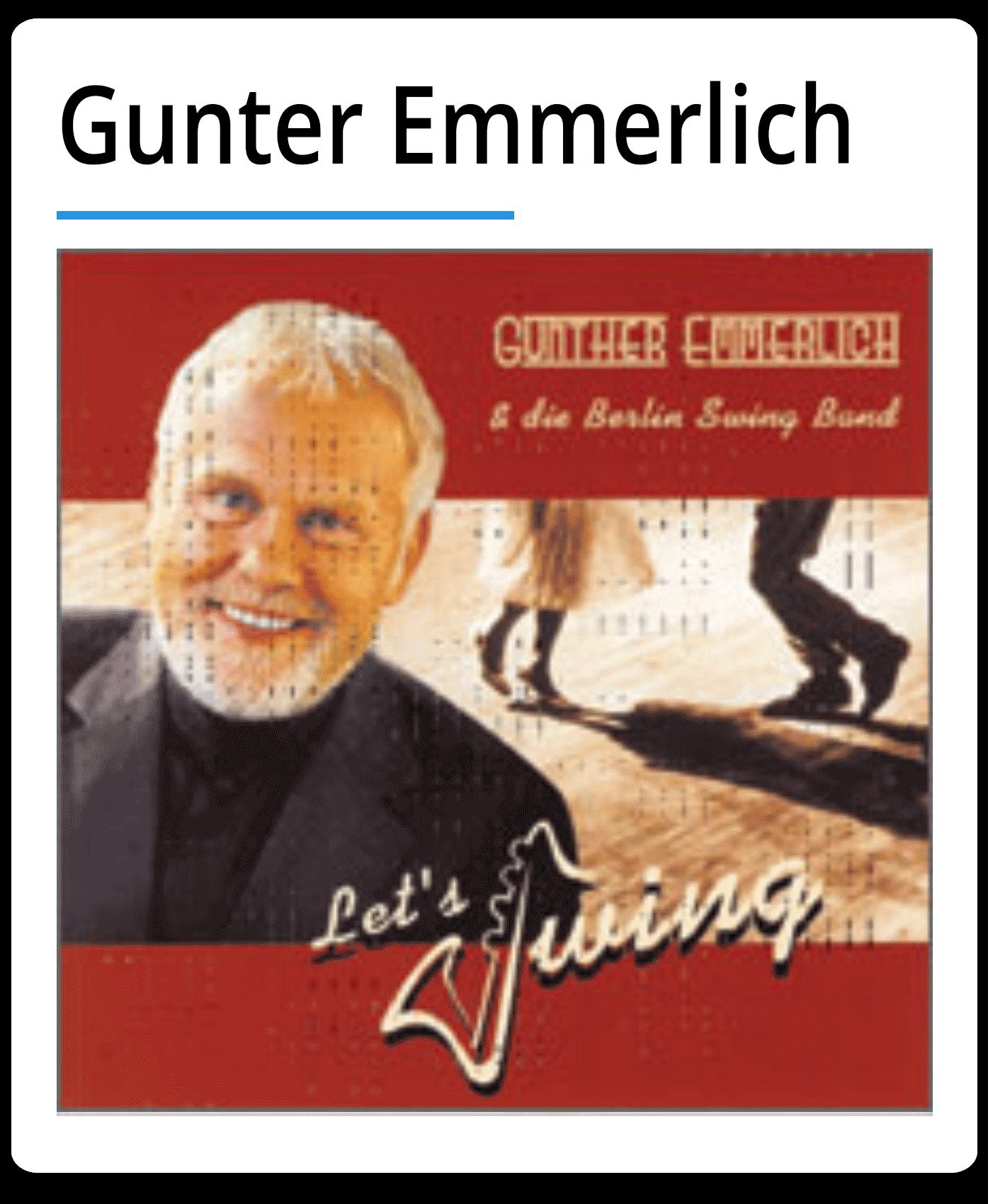 Gunter Emmerlich