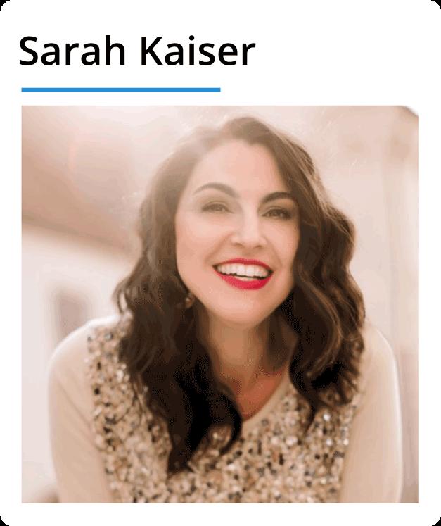 Sarah Kaiser