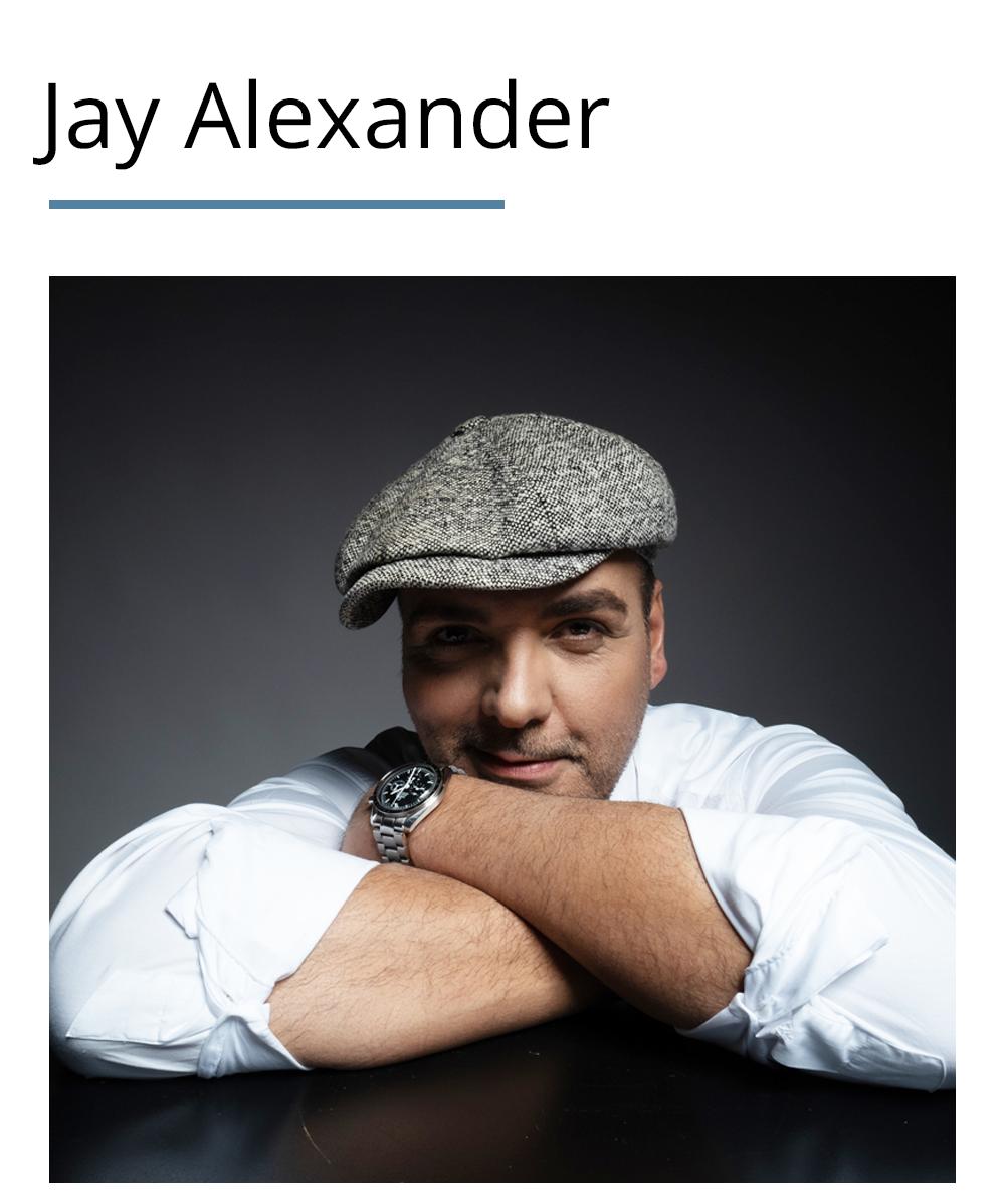 Jay Alexander