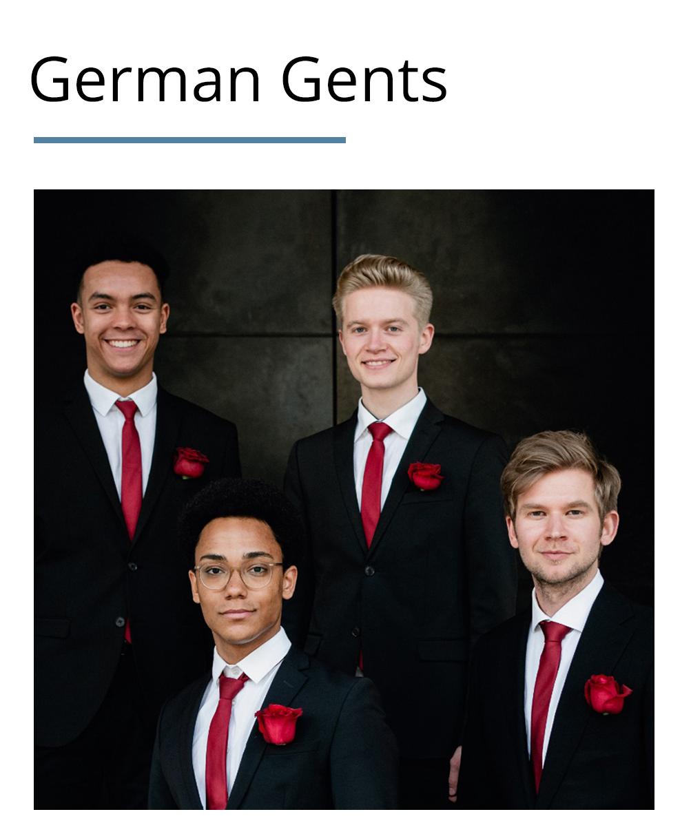 German Gents